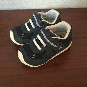 Stride Rite Baby Boy shoes size 4.5 XW